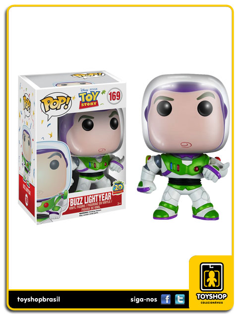 Toy Story: Buzz Lightyear Disney Pop - Funko