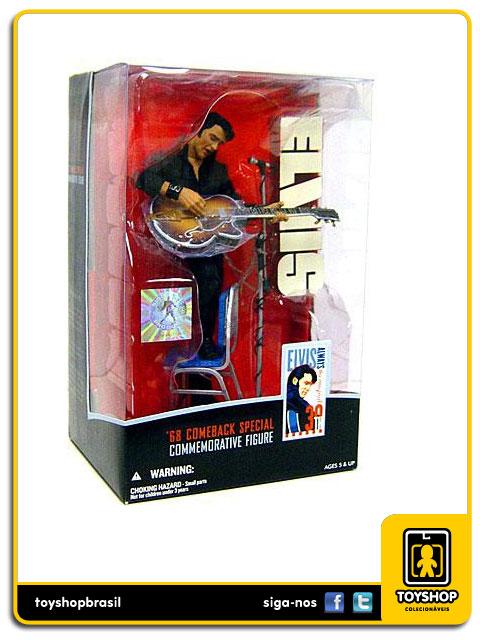 Elvis Presley 68 Comeback Special - Mcfarlane