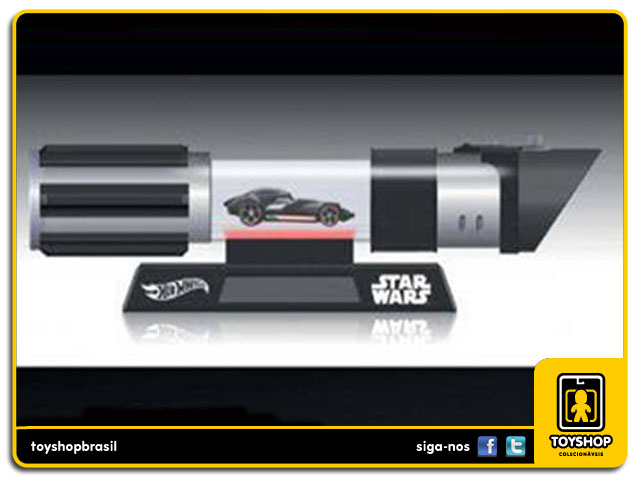 Star Wars: Darth Vader SDCC - Hot Wheels
