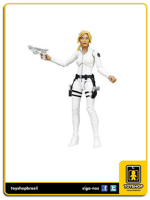 Marvel Infinite Red Onslaught: Sharon Carter - Hasbro