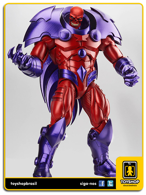 Marvel Infinite Red Onslaught: Mercenaries of Mayhem Scourge - Hasbro