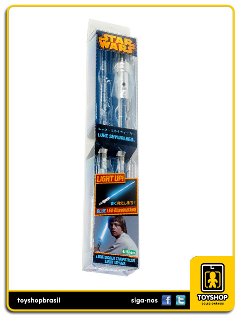 Star Wars: Luke Skywalker Lightsaber Chopsticks - Kotobukiya
