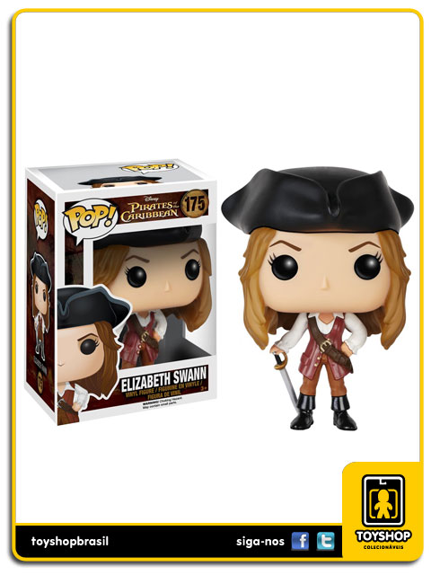 Pirates of the Caribbean: Elizabeth Swann Pop - Funko