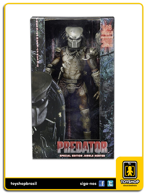 Predator: Special Edition Jungle Hunter 1/4 - Neca