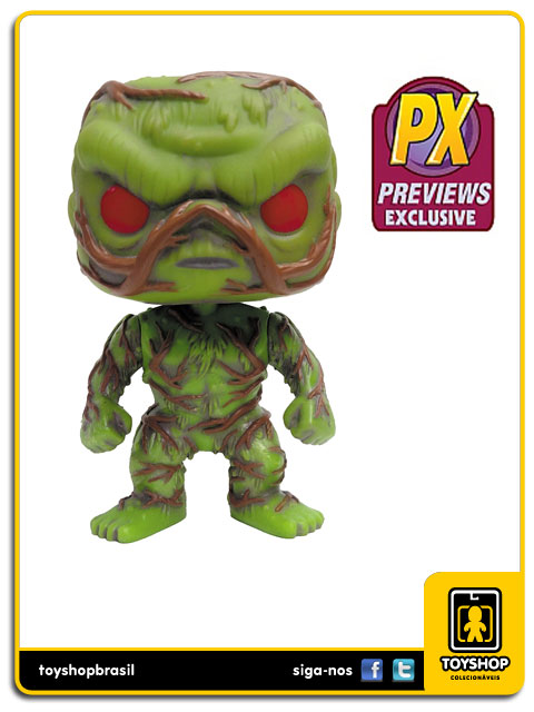 Swamp Thing PX Previews Exclusive  Pop - Funko