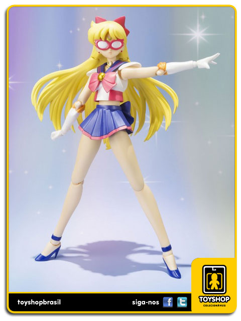 Sailor Moon S.H. Figuarts: Sailor V  - Bandai