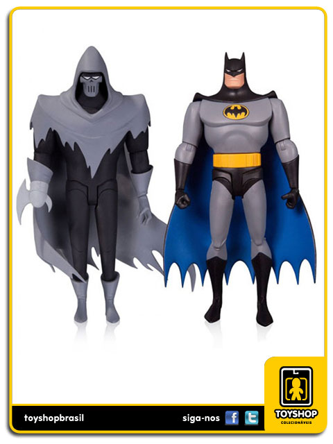 Batman The Animated Mask of the Phantasm: Batman and Phantasm - Dc Collectibles