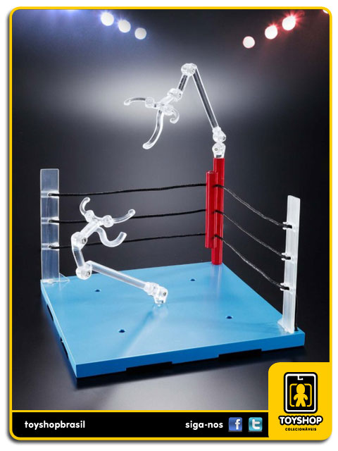 Tamashii Stage Act: Ring Display - Bandai