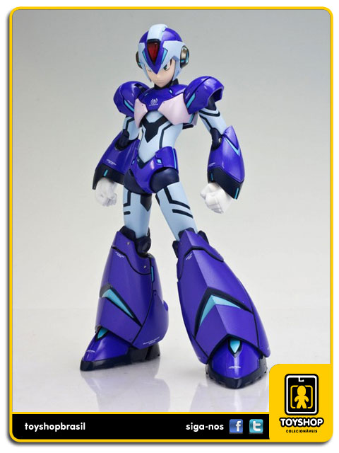 Designer Series: Megaman X - TruForce