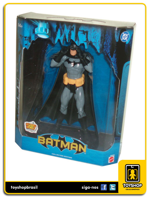 DC Batman: Batman Exclusive Wizard World Chicago 2004  - Mattel