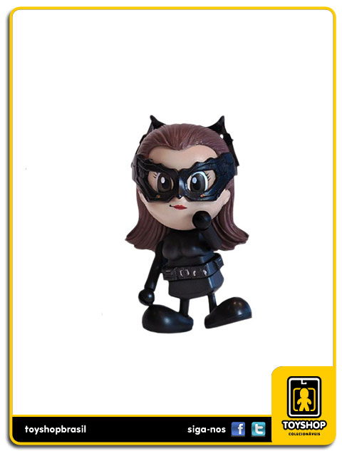 The Dark Knight Rises : Cosbaby Catwoman - Hot Toys