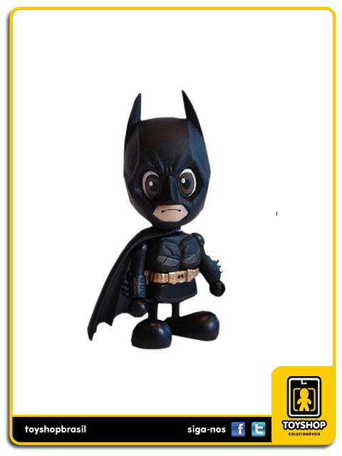 The Dark Knight Rises : Cosbaby Batman - Hot Toys