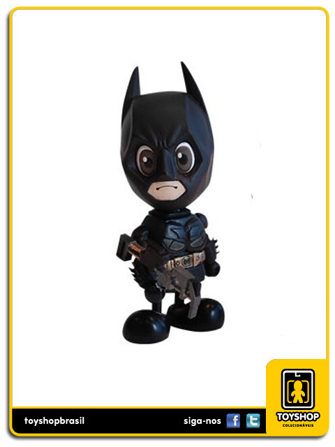 The Dark Knight: Cosbaby Batman ( Bomb Gun ver) - Hot Toys