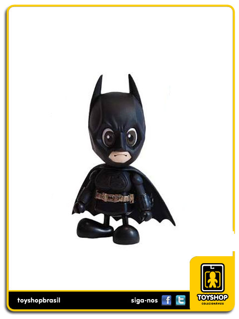 Batman Begins: Cosbaby Batman - Hot Toys