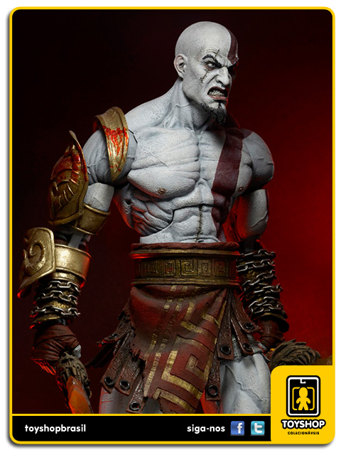 God of War 3: Ultimate Kratos - Neca
