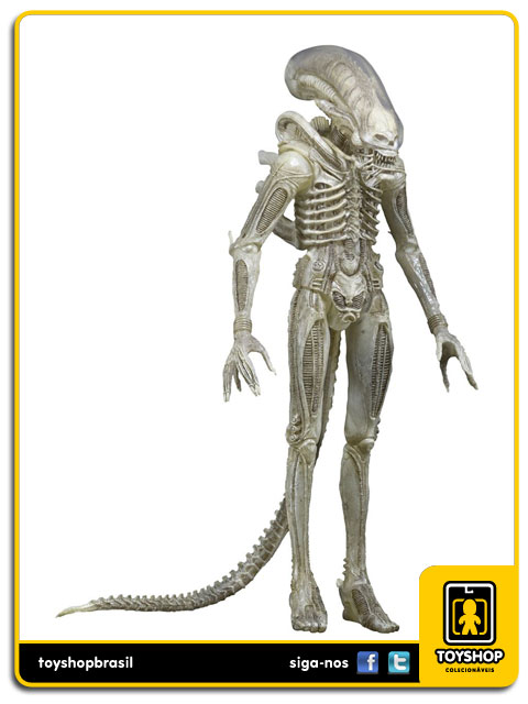 Alien: Xenomorph (Translucent Prototype Suit) - Neca