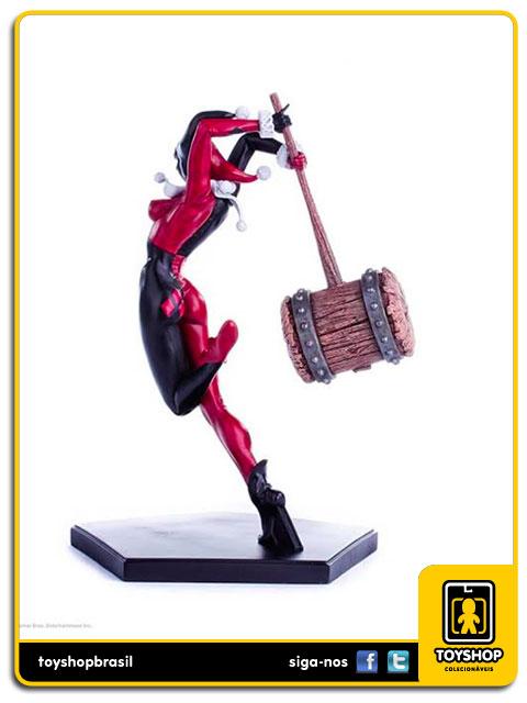 DC Comics: Harley Quinn 1/10 - Iron Studios