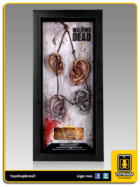 The Walking Dead : Daryl Dixon Walker Colar de Orelhas - Gentle Giant