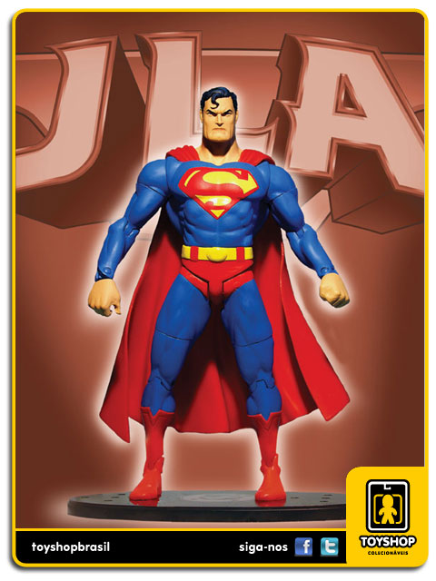 JLA:  Superman - Dc Collectibles