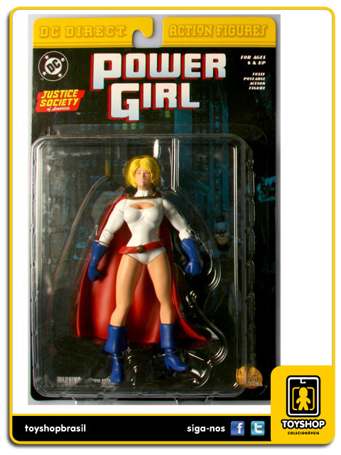 JSA: Power Girl - Dc Direct