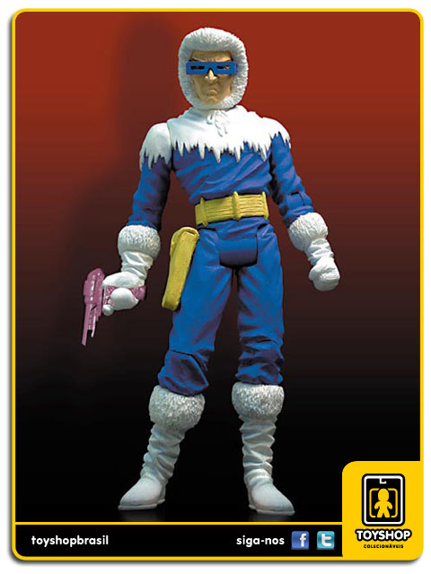 The Flash Rogues Gallery: Captain Cold - DC Direct