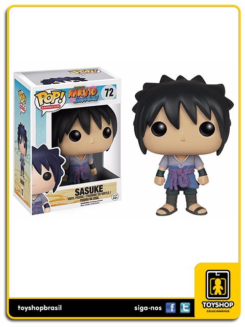 Naruto: Sasuke Pop - Funko