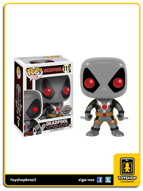 Deadpool: Deadpool  Gamestop Exclusive  Pop - Funko