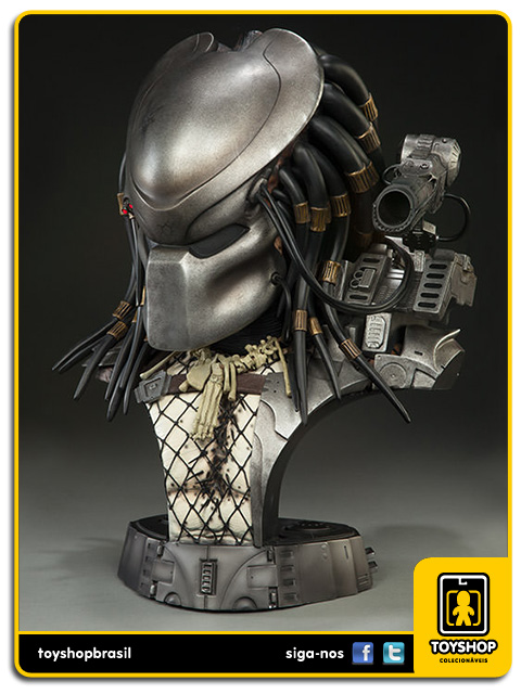 Predator: Masked Hunter Legendary Scale Bust - Sideshow Collectibles