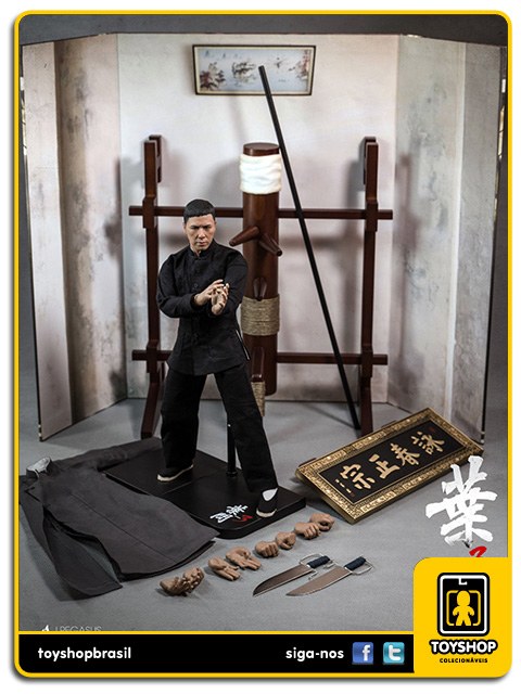Real Masterpiece: Ip Man 1/6 - Enterbay