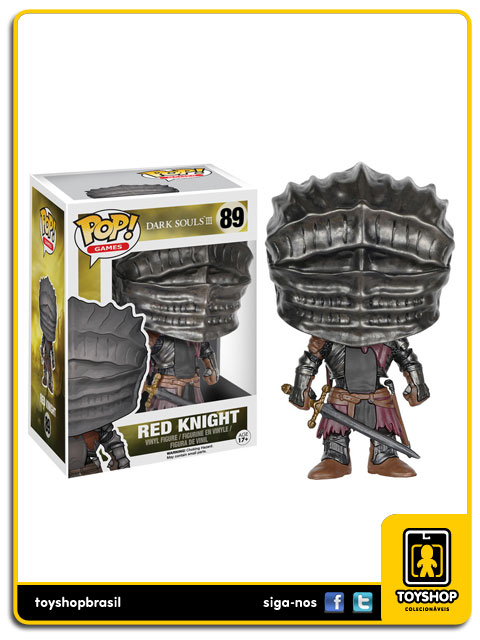Dark Souls III: Red Knight  Pop - Funko