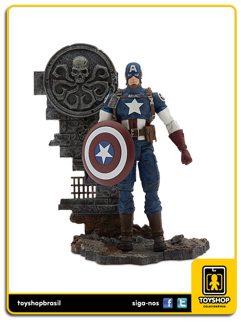 Marvel Select: Avenging Captain America - Diamond