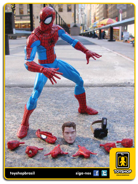 Marvel Select: Spectacular Spider-Man - Diamond