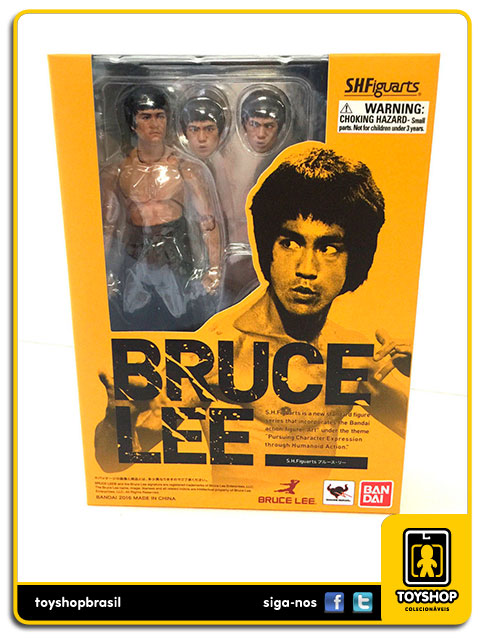 Bruce Lee S.H. Figuarts: Enter the Dragon - Bandai
