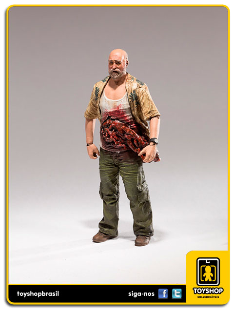 The Walking Dead 9: Dale - Mcfarlane
