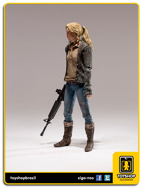 The Walking Dead 9: Beth - Mcfarlane
