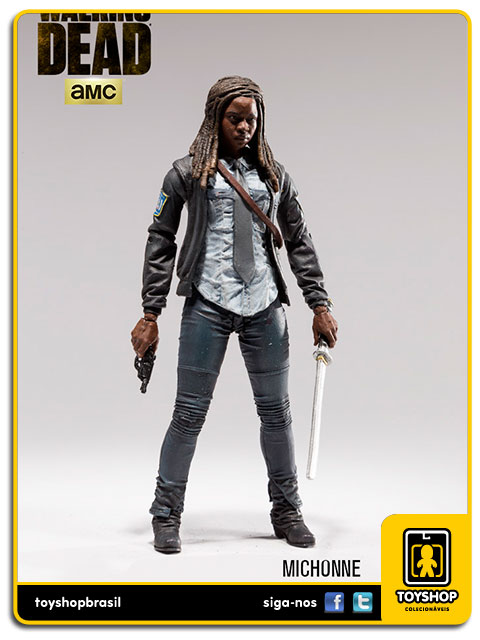 The Walking Dead 9: Michonne - Mcfarlane