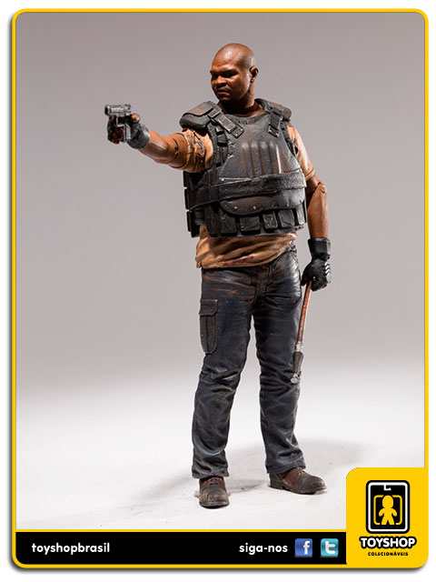 The Walking Dead 9: T-Dog - Mcfarlane