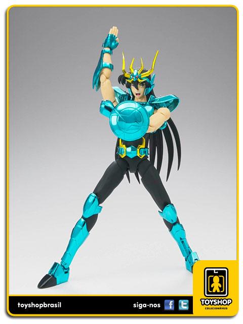 Cavaleiros do Zodíaco: Shiryu de Dragão V2 EX - Cloth Myth