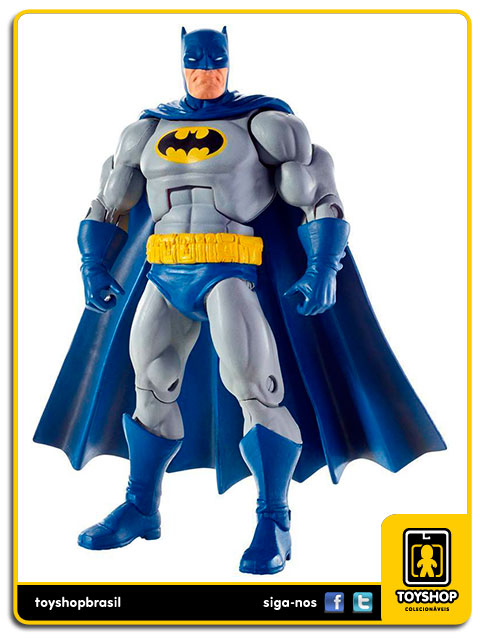 DC Comics 30th Anniversary: Batman The Dark Knight - Mattel