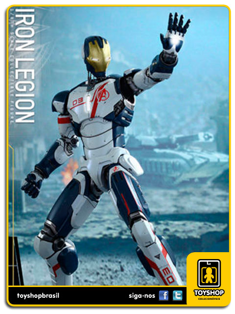 Avengers Age of Ultron: Iron Legion - Hot Toys