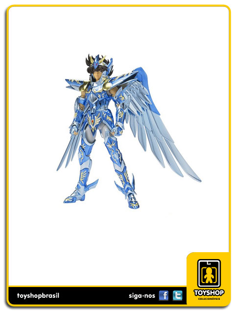 Cavaleiros do Zodíaco 10th Anniversary: Seiya de Pegasus V4 God - Cloth Myth