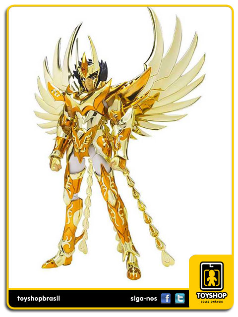 Cavaleiros do Zodíaco 10th Anniversary: Ikki de Phoenix V4 God - Cloth Myth