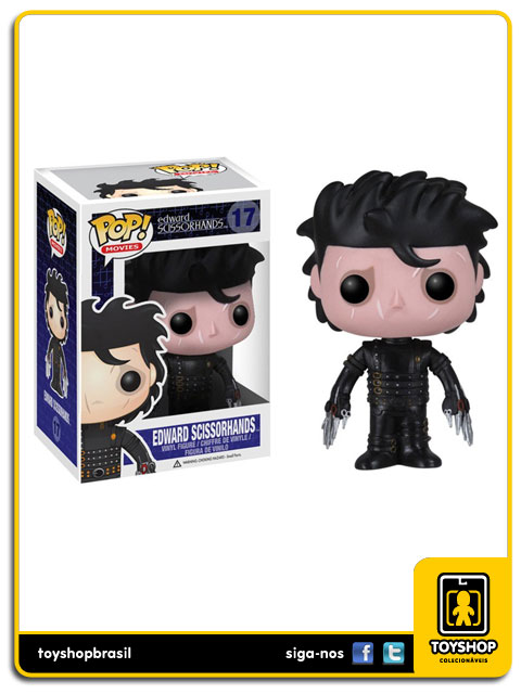 Edward Scissorhands Pop - Funko