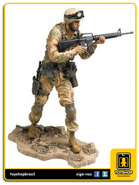 Military Redeployed : Army Desert Infantry - McFarlane