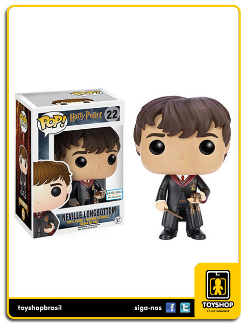 Harry Potter: Neville Longbottom  Exclusive  Pop - Funko