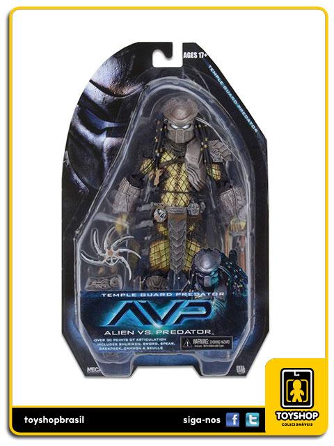 AVP Alien vs Predator: Temple Guard Predator - Neca