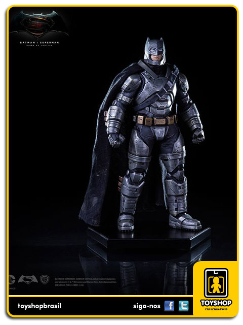 Batman v Superman: Estátua Armored Batman Art Scale 1/10 - Iron Studios