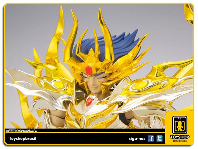 Cavaleiros do Zodíaco Soul of Gold: Máscara da Morte de Câncer EX - Cloth Myth