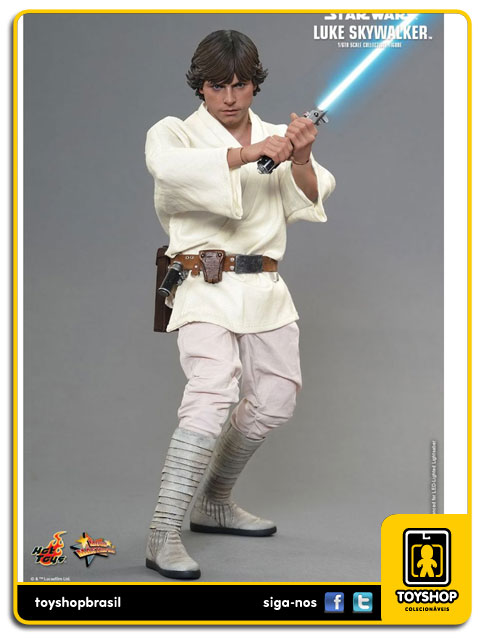 Star Wars A New Hope: Luke Skywalker 1/6 - Hot Toys