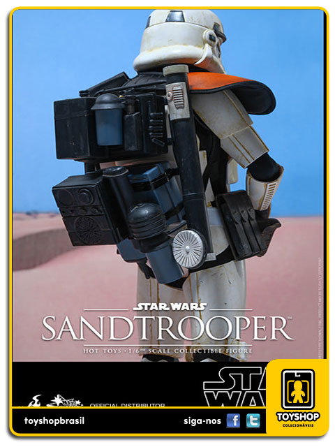 Star Wars A New Hope: Sandtrooper 1/6 - Hot Toys